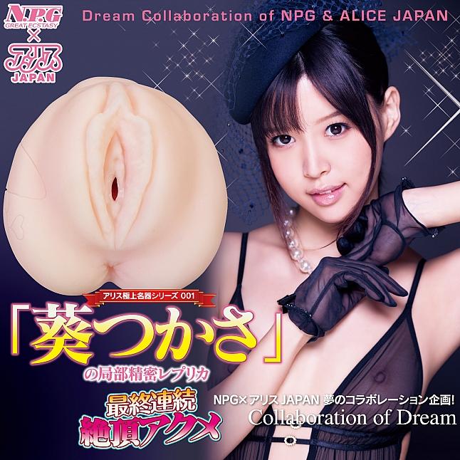 NPG - Gokujo Meiki 001 Tsukasa Aoi