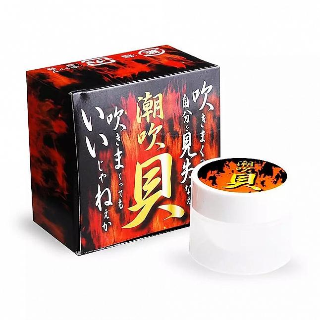 NPG - Shiofukigai Ejaculation Horny Women's Cream 5g