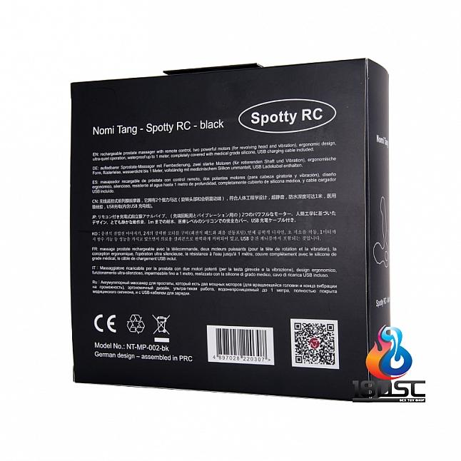 Nomi Tang - Spotty RC Prostate Vibrator