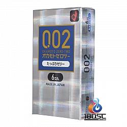 Okamoto - 岡本 0.02 超潤滑裝 (日本版)