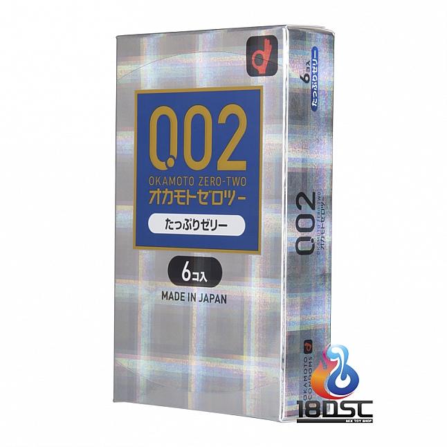 Okamoto - 0.02 Plenty of Jelly (Japan Editon)