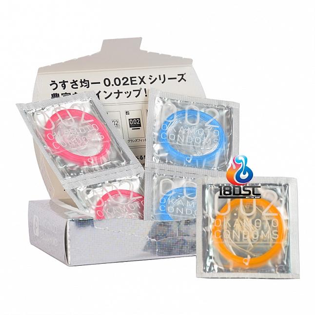Okamoto - 0.02 EX 3 Colors (Japan Edition)