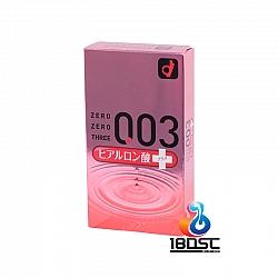 Okamoto - 岡本 0.03 透明質酸+ (日本版)