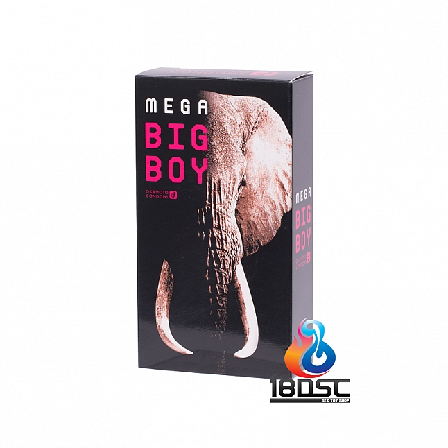 Okamoto - Mega Big Boy XL Size (Japan Edition)