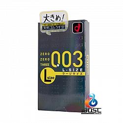 Okamoto - 岡本 0.03 大碼 (日本版)