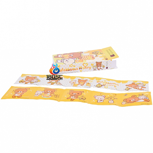Okamoto - Rilakkuma Honey (Japan Edition)