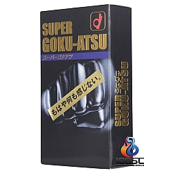 Okamoto - 岡本持久裝安全套(Strong) 0.12mm