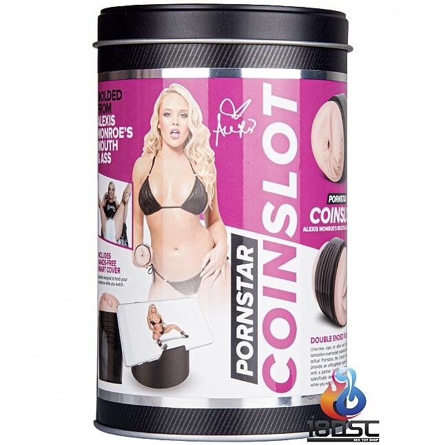 Pornstar - Double Ended Ass Mouth Coinslot Alexis Monroe