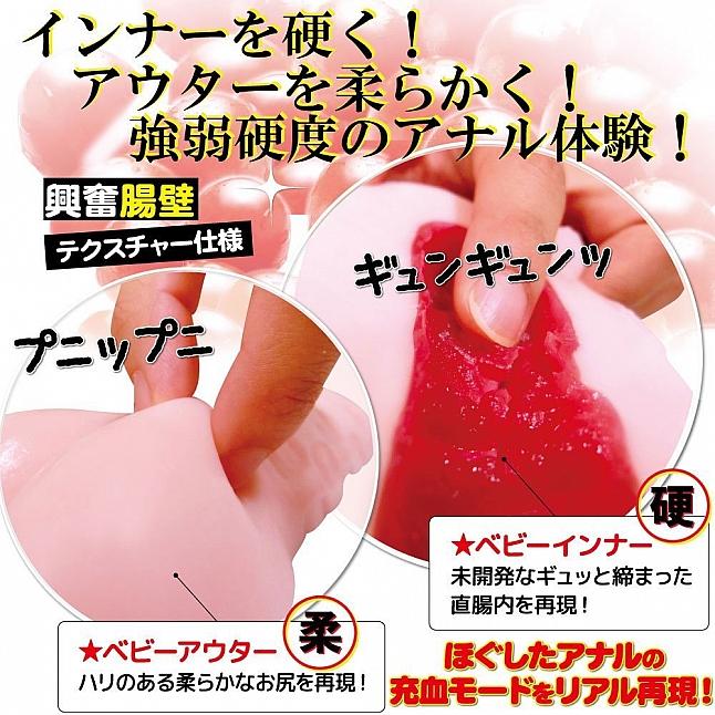 "Ride Japan - Rorinko Anaru ""W"" Position"