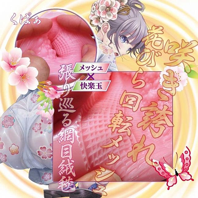Ride Japan - Vagina, Celestial Mesh 2 Swivel Roll