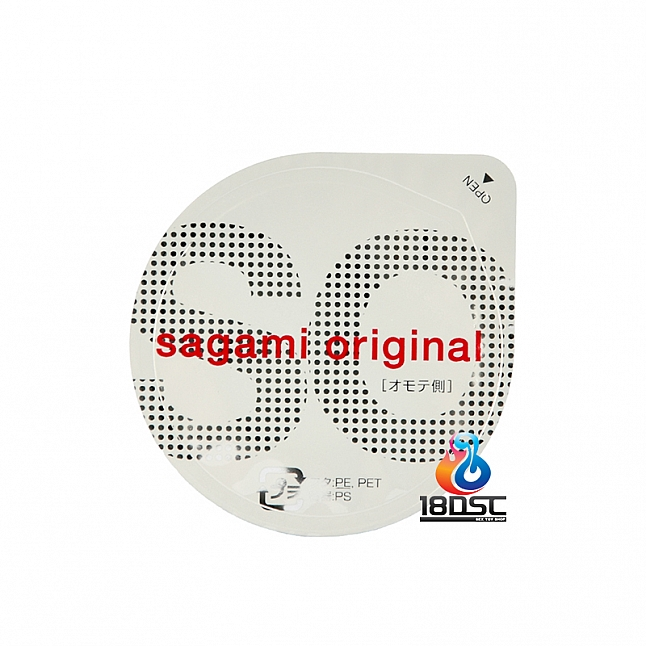 Sagami Original - 0.02 (Japan Edition)