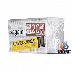 Sagami - Original 相模原創 0.02 大碼 (日本版)