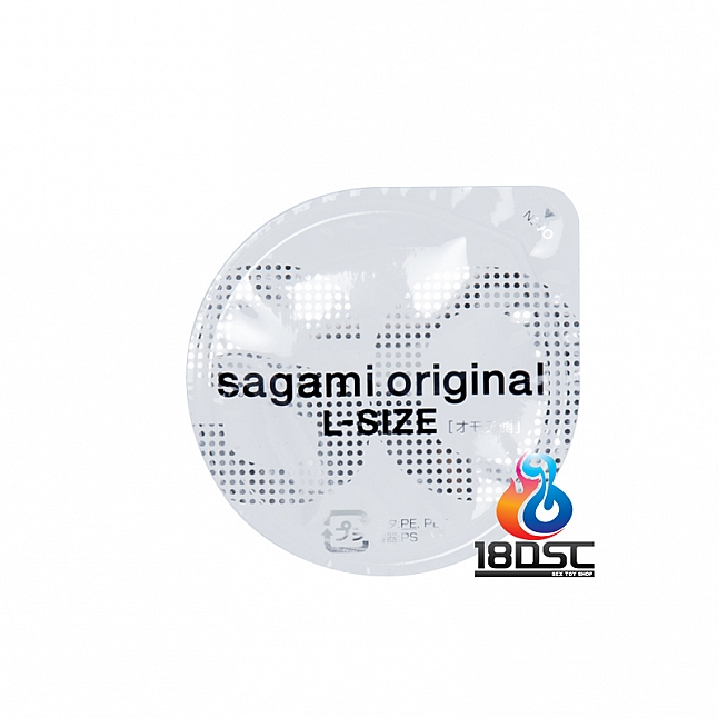 Sagami - Original 0.02 L Size (Japan Edition)