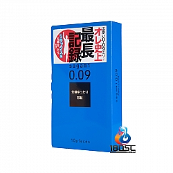 Sagami 相模 - 0.09 持久貼身 (日本版)