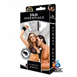 S&M Essentials - 掛門手扣
