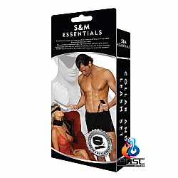 S&M Essentials - 魔術貼頸扣