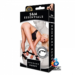 S&M Essentials - 手足魔術貼扣