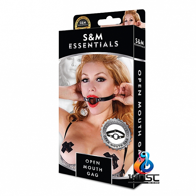 S&M Essentials - Open Mouth Gag