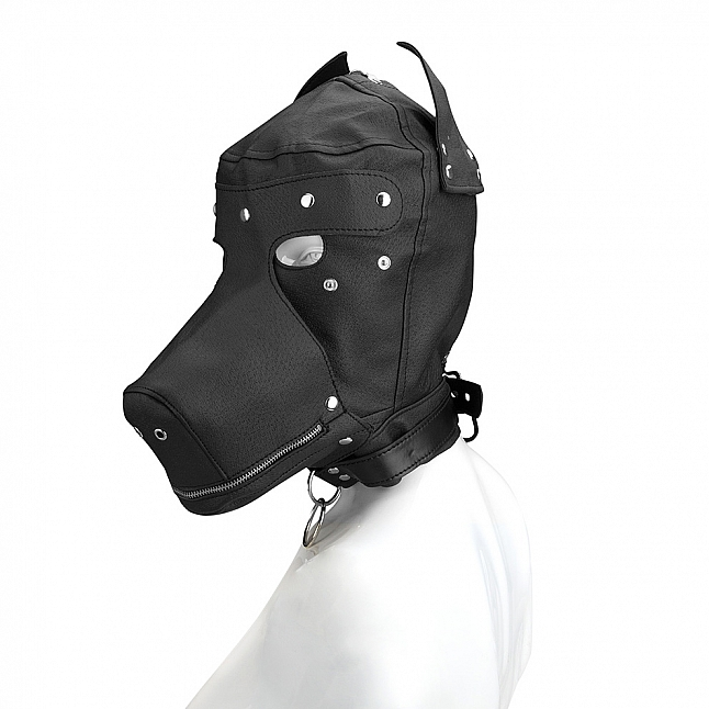 S&M Essentials - Puppy Play Gimp Mask