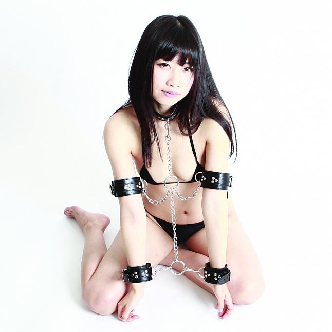 SM VIP - 頸銬鍊條五件組套裝