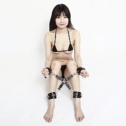 SM VIP - 交叉手腳銬套裝
