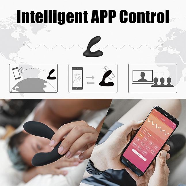 SVAKOM - VICK NEO Interactive Prostate Massager With App