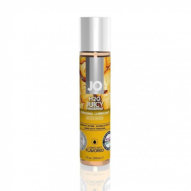 JO - H2O Flavored Lubricant Juicy Pineapple 30ml