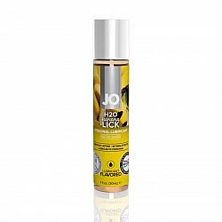JO - H2O 水溶性果香潤滑液 舔舔香蕉 30ml