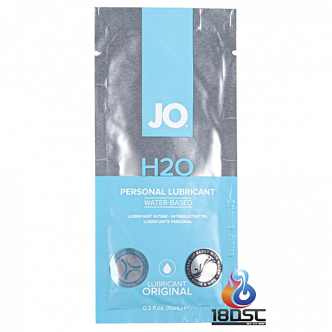 JO - H2O Original Lubricant 10ml