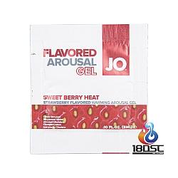 JO - 草莓味溫感凝膠 3ml