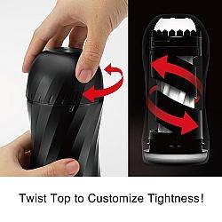 Tenga - AIR-TECH TWIST 飛機杯 - 波紋