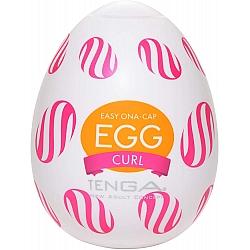 Tenga Egg - 旋渦