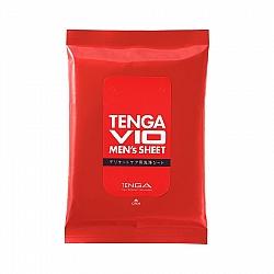 Tenga - VIO 男性私密清潔濕紙巾 10片裝