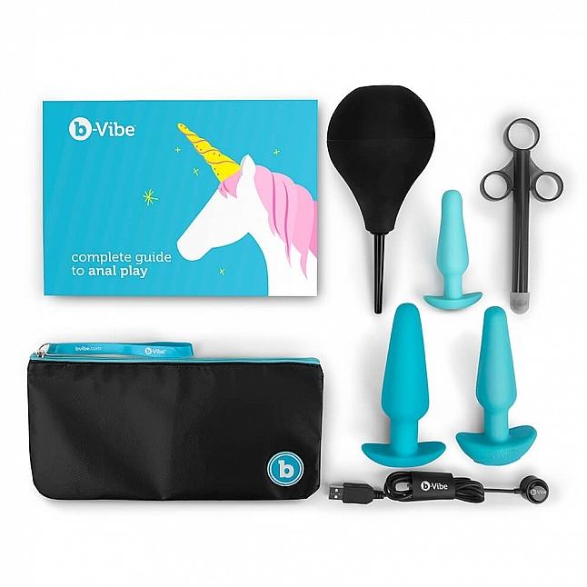 b-Vibe Anal Training & Education Set