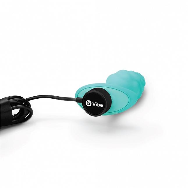 b-Vibe Bump Texture Vibrating Plug