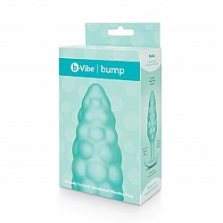 b-Vibe - Bump Texture Plug 震動波點紋後庭塞