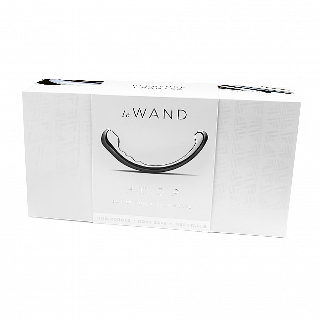 le WAND - Hoop G-spot or P-spot Curve Wand