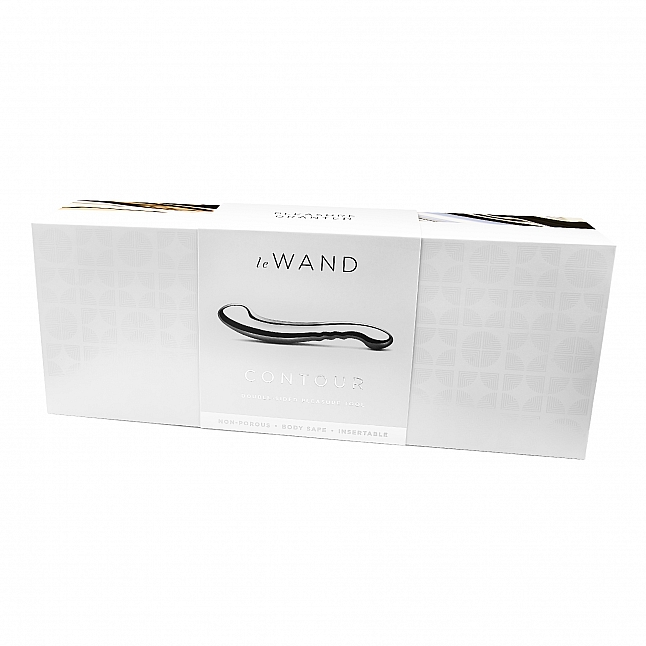 le WAND - Contour Extra Large Stainless Steel Dildo