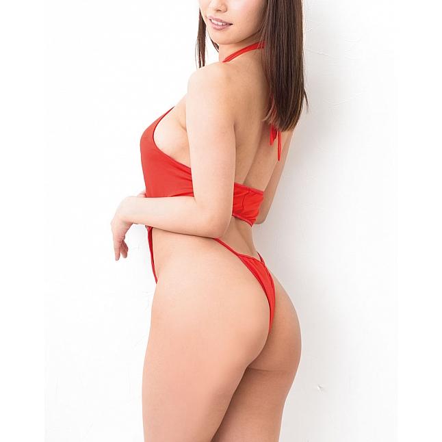 Mon Chéri Sexy Red Leotard