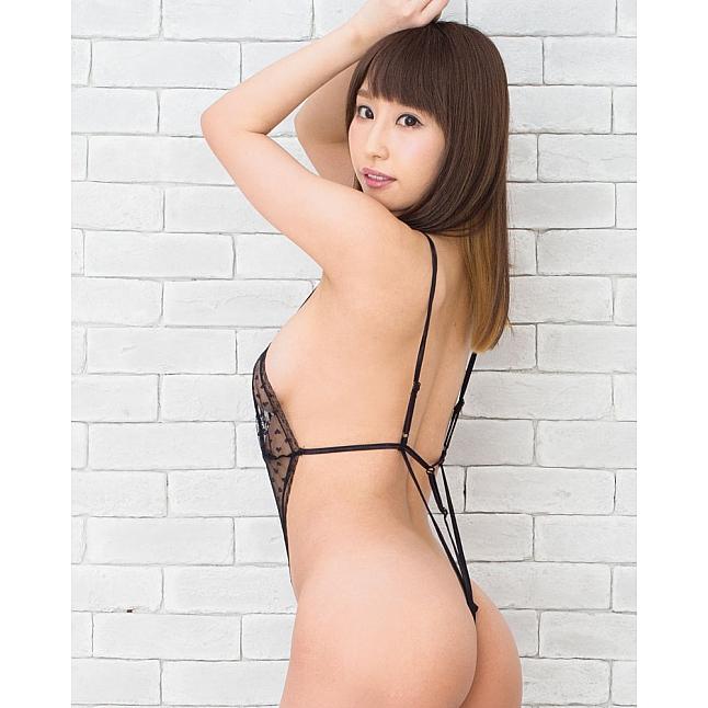 Mon Chéri Sexy Black Lace Teddy