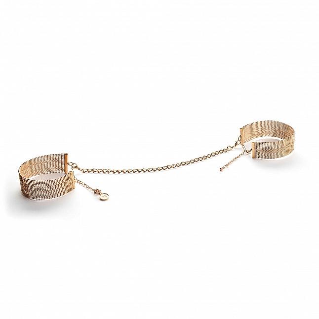 Secret Kisses - Luxe Gold Bracelet Cuffs