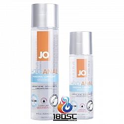 JO - 後庭 H2O 溫感水性潤滑油